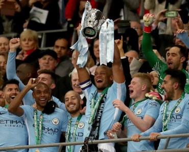 Official Manchester City Premier League Fixtures 2018/2019