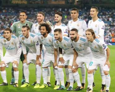 Real Madrid La Liga Fixtures 2018/2019 - Real Madrid Squad Numbers