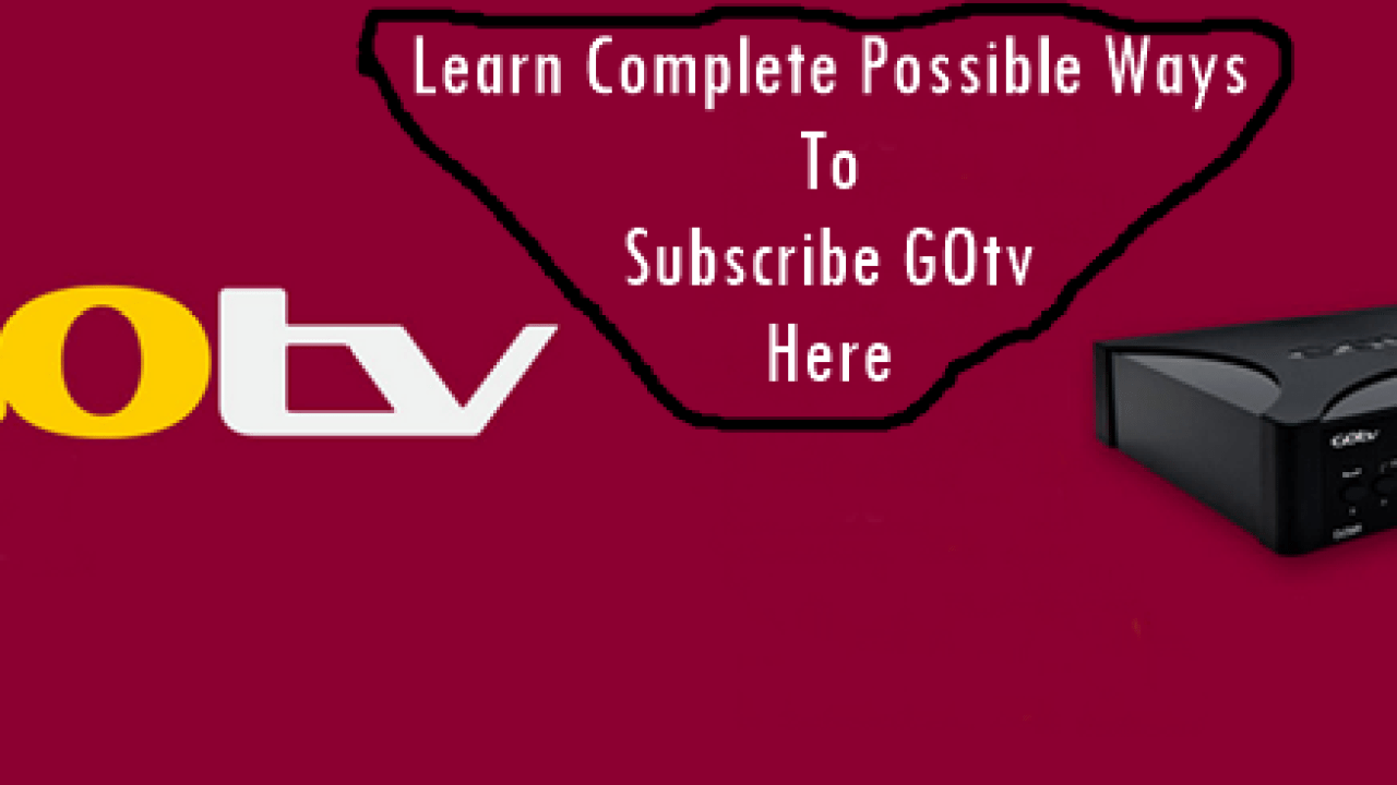 Tutorial on How to Subscribe GOtv with Android Phone - ONLINE DAILYS