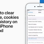 How To Clear iPhone Cache Easily