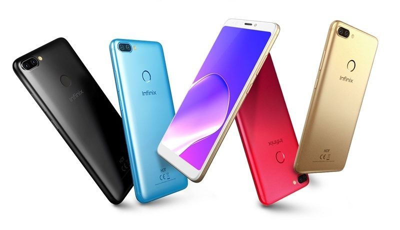Infinix Hot 6 Specifications And Prices - Hot 6, Hot 6 Pro & Hot 6 Lite