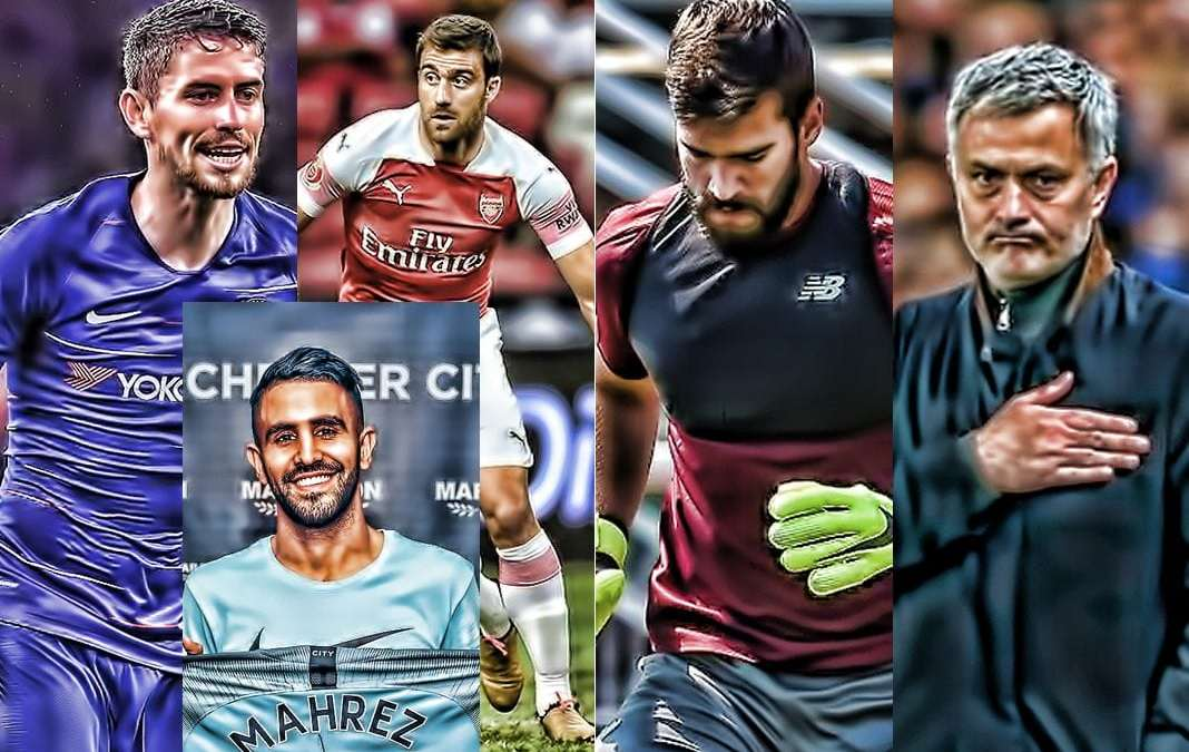 All Premier League Completed Transactions 2018/2019 – All Clubs Signings & Departures