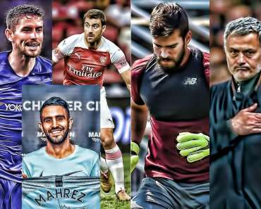 All Premier League Completed Transactions 2018/2019 - All Clubs Signings & Departures