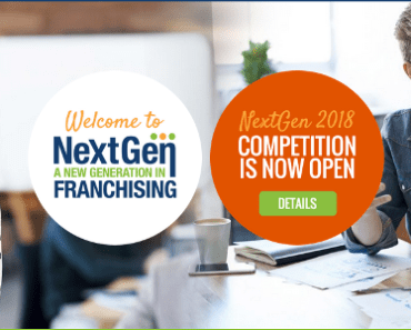 NextGen In Franchising Young Entrepreneurs Global Competition Application Form