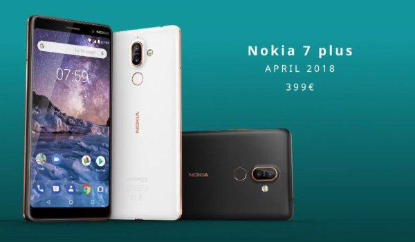 Nokia 7 Plus Specs, Full Review & Price