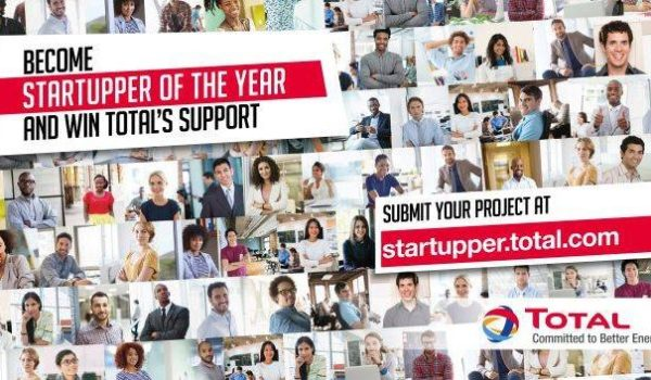 Total Startupper Of the Year Application 2018