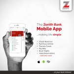 Zenith Bank Mobile Banking Registration Guidelines – Download Zenith Mobile App