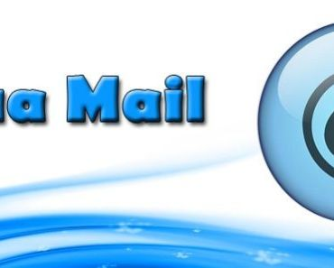 Aqua Mail Sign Up Form - Create Aqua Mail Account