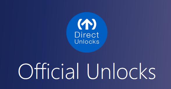 Direct Unlocks logo