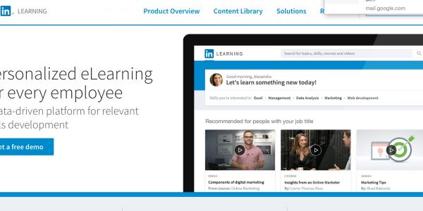 Download LinkedIn Learning App