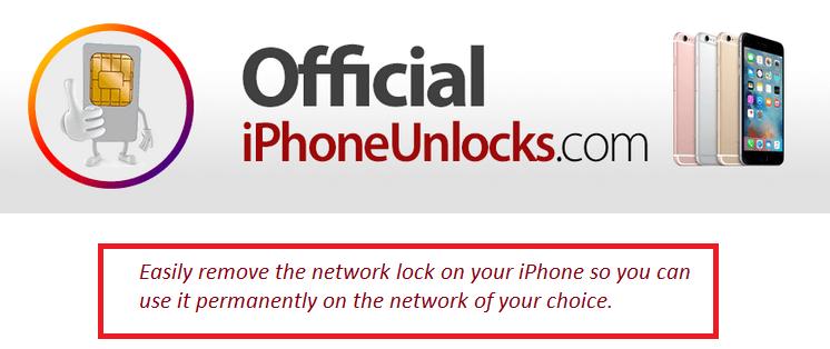 Official iPhoneUnlocks logo
