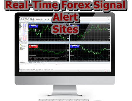 Real-Time Forex Signal computer