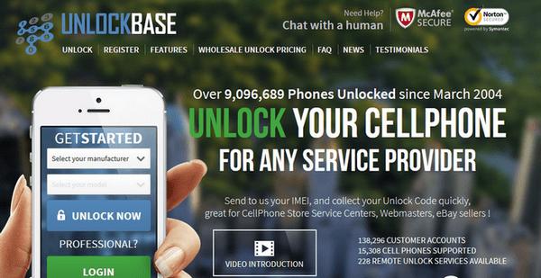 UnlockBase logo