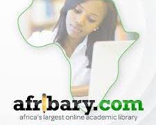 Create Afribary Account