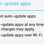 How To Disable Automatic Android Apps Update On Your Android Phone