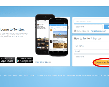 How To Create Twitter Business Profile Account