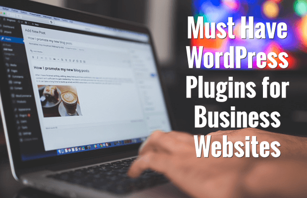 Top 6 Must Have WordPress Plugins For Business Websites 2019