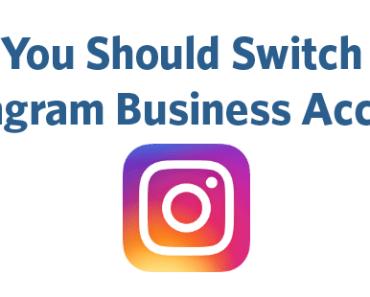 Instagram Business Account Set Up
