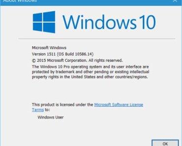 Manually Update Windows 10