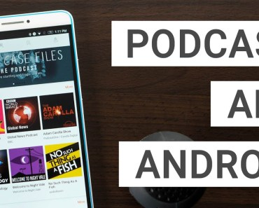 Android Podcast Apps