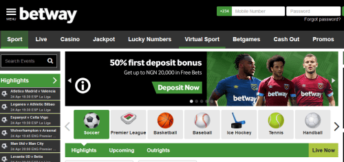 Betway Uganda Login: Sign Up, Place Bet, Cancel, Win, Withdraw and more