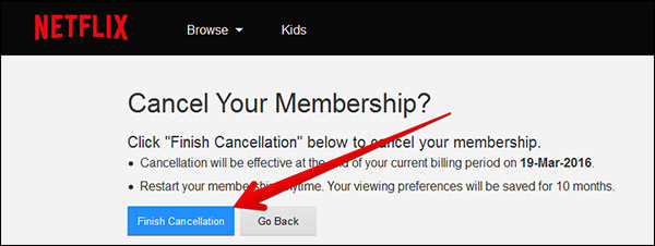 How To Cancel Netflix Subscription In Less Than 3mins