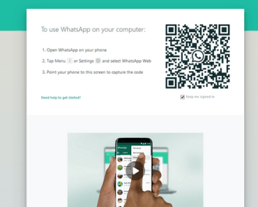 Whatsapp Login without Download image
