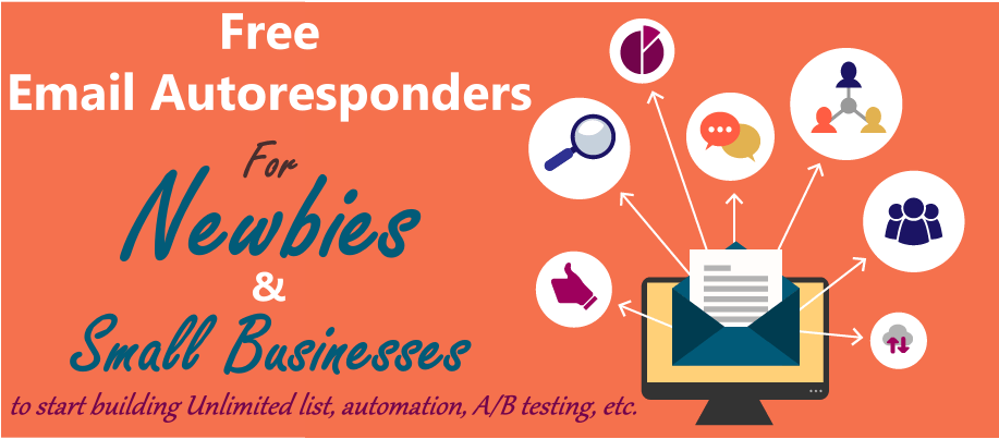 Free Email Autoresponders image