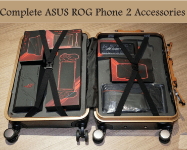 image of Complete ASUS ROG Phone 2 Accessories