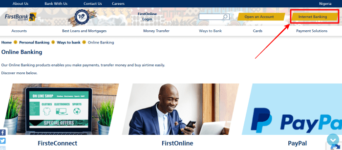 Image of FirstBank Login Page .png