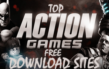 Action games download image