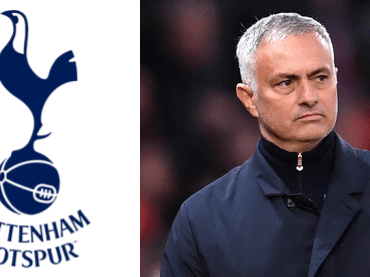 Mourinho is New Tottenham Coach image