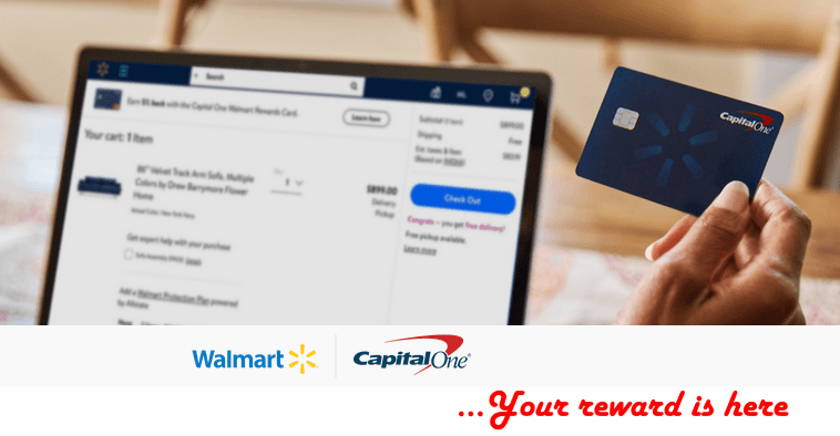 How to Apply for Capital One Walmart Credit Card Online