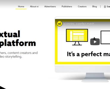 Contextual Video Platform image