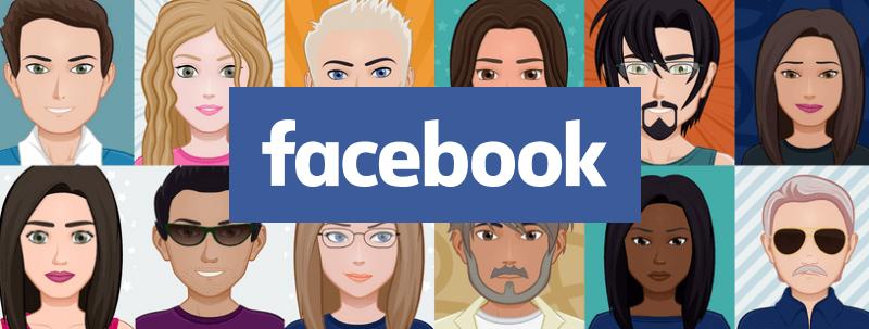 Facebook Avatar Maker: How to Make a Personalized Facebook avatar emoji