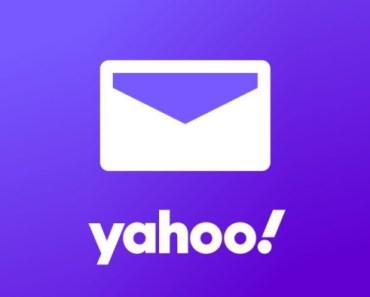 yahoo mail new logo