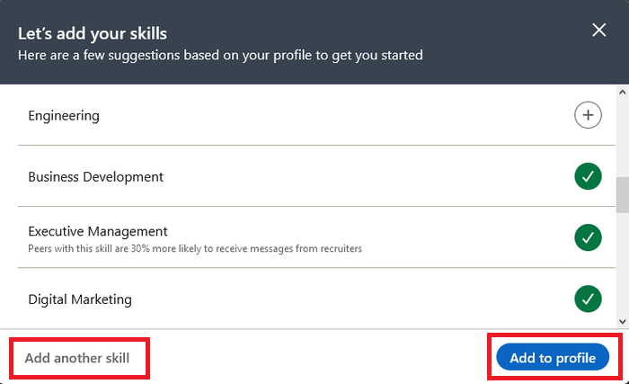 Do this to improve your LinkedIn Profile Strength Levels to unlock more potentials 12