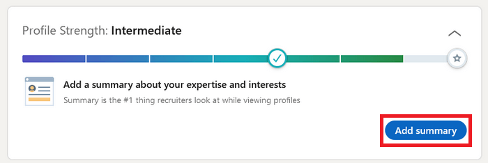 Do this to improve your LinkedIn Profile Strength Levels to unlock more potentials 13