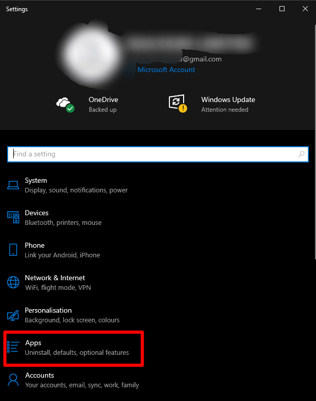 windows apps image