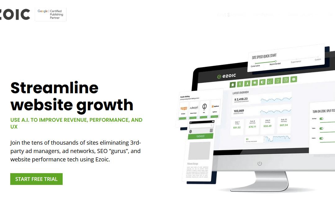 Complete Ezoic Setup Account: Using Ezoic Ad To Increase AdSense Earnings