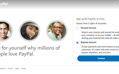 How To Create A New PayPal Account That Lets You Pay & Withdraw From PayPal