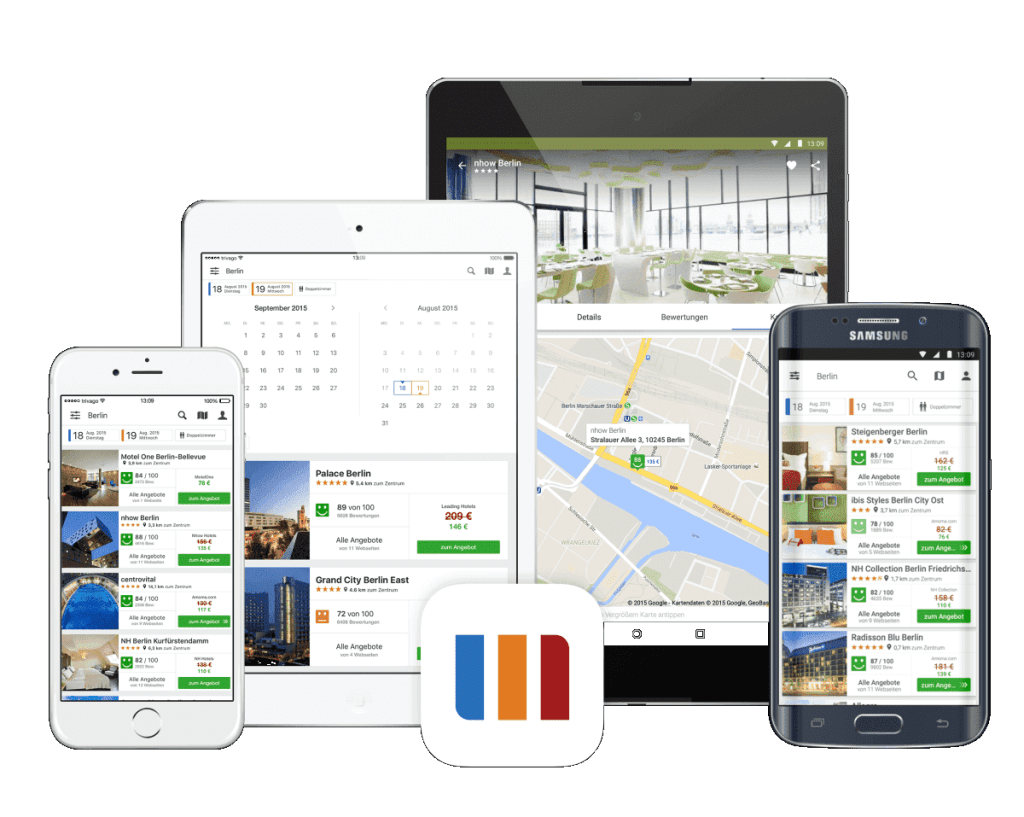 How to Use Trivago.com to Compare Hotels Reservations Rates Worldwide 1