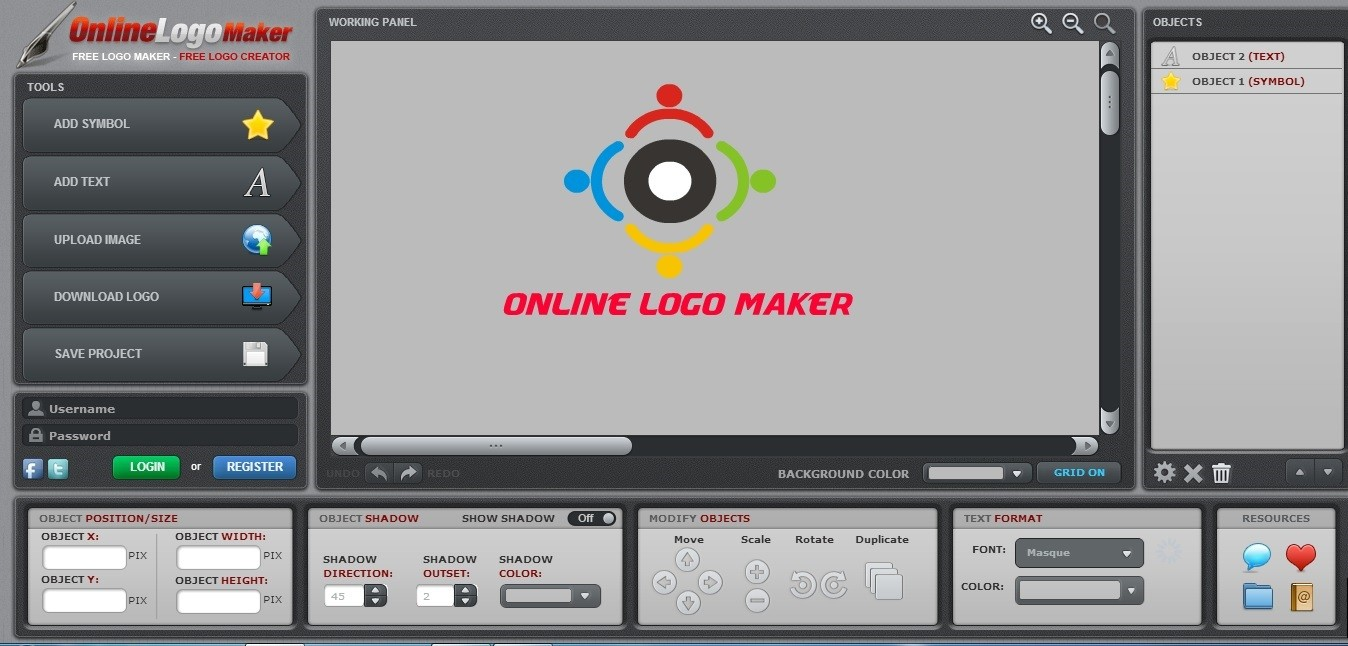 Onlinelogomaker Review 2020: Create a free logo for your blog