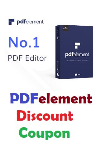 PDFelement New Year discount coupon