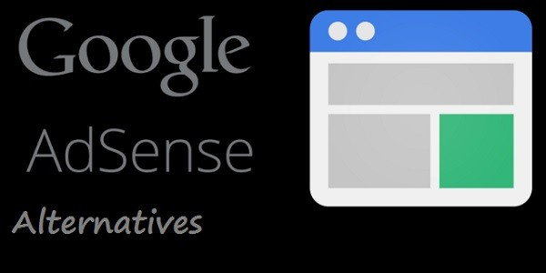 Best Google Adsense Alternatives : In 2018