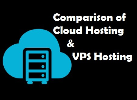 Comparison of Cloud Hosting and VPS Hosting