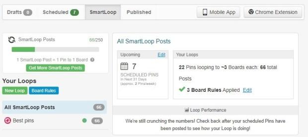 Smart Loop Pins