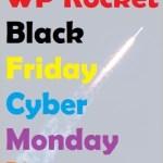 WP Rocket Black Friday Discount