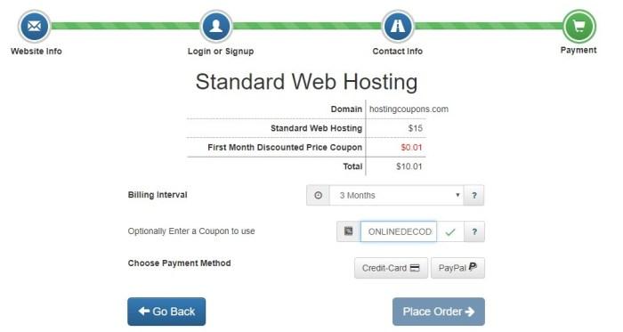 place order - ten dollar blog