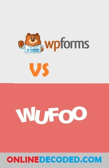 WPForms vs Wufoo